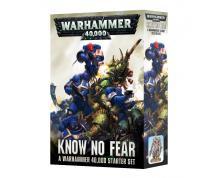 WARHAMMER 4000 - KNOW NO FEAR (BOX)