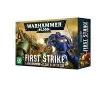 WARHAMMER 40000 - FIRST STRIKE (BOX)