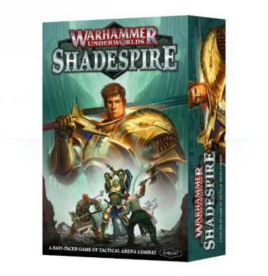 WARHAMMER UNDERWORLDS - SHADESPIRE (BOX)