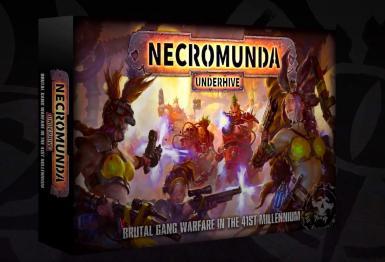 NECROMUNDA - NECROMUNDA UNDERHIVE CORE SET 2017 (BOX)