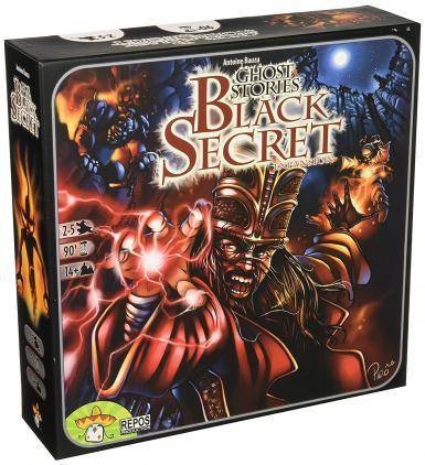 GHOST STORIES - BLACK SECRET EXPANSION