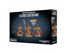 ADEPTUS CUSTODES - ALLARUS CUSTODIANS (BOX)