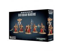 ADEPTUS CUSTODES - CUSTODIAN WARDENS (BOX)