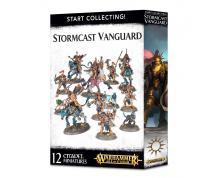 STORMCAST ETERNALS - START COLLECTING! STORMCAST VANGUARD (BOX)