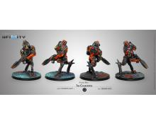COMBINED ARMY - THE CHARONTIDS (PLASMA RIFLE) (BLI)