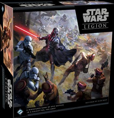 SWL: STAR WARS LEGION - CORE SET