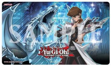 YGO PLAYMAT - KAIBA GAME MAT