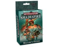 WARHAMMER UNDERWORLDS - SHADESPIRE - MAGORE'S FIENDS (BOX)