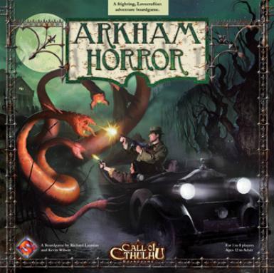 ARKHAM HORROR - KINGSPORT HORROR
