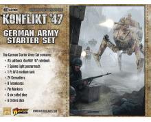 KONFLIKT '47 - GERMAN STARTER SET (BOX)