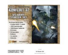 KONFLIKT '47 - USA STARTER SET (BOX)