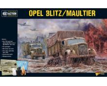 BOLT ACTION - OPEL BLITZ/ MAULTIER KAMION (BOX)