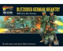 BOLT ACTION - BLITZKRIEG! GERMAN INFANTRY (BOX)