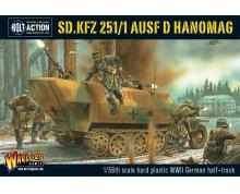 BOLT ACTION - SD. KFZ. 251/1 AUSF C HANOMAG (BOX)
