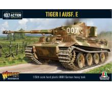 BOLT ACTION - TIGER I HEAVY TANK (BOX)