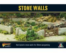 TERRAIN - STONE WALLS PLASTIC SET (BOX)