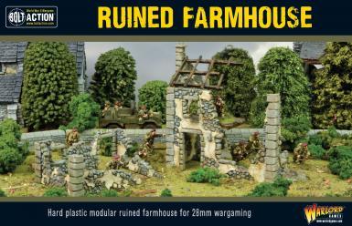 TERRAIN - RUINED FARMHOUSE (BOX)