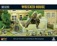 TERRAIN - WRECKED HOUSE (BOX)