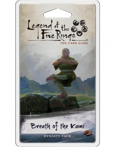 LEGEND OF FIVE RINGS LCG - BREATH OF THE KAMI EXPANSION