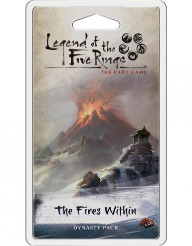 LEGEND OF FIVE RINGS LCG - THE FIRES WITHIN EXPANSION