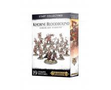KHORNE BLOODBOUND - GOREBLADE WARBAND (BOX)