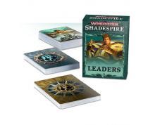 WARHAMMER UNDERWORLDS - SHADESPIRE - SHADESPIRE LEADER CARDS (CARDS)