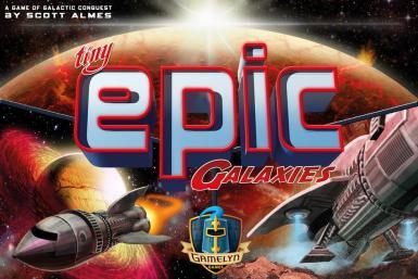 TINY EPIC GALAXIES