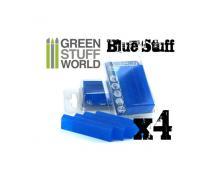 GSW: MODELLING - BLUE STUFF MOLDS (4 BARS)