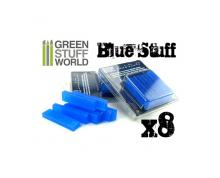 GSW: MODELLING - BLUE STUFF MOLDS (8 BARS)