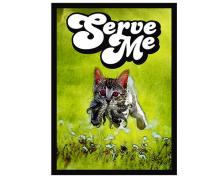 LEGION - MATTE SLEEVES - SERVE ME DOUBLE MATTE SLEEVES (50 SLEEVES)