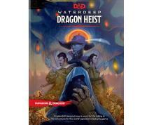 DUNGEONS & DRAGONS 5.0 - WATERDEEP DRAGONS HEIST BOOK
