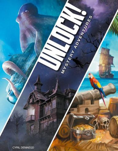 UNLOCK! 2 - MYSTERY ADVENTURES
