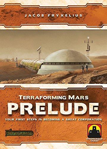 TERRAFORMING MARS - PRELUDE EXPANSION