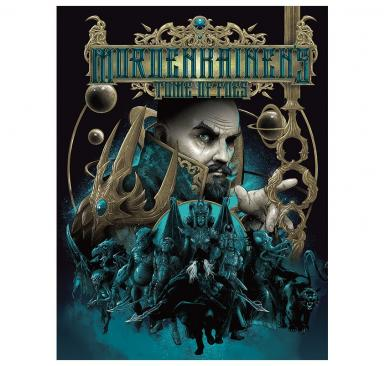 DUNGEONS & DRAGONS 5.0 - MORDENKAINEN'S TOME OF FOES LIMITED EDITION