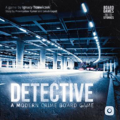 DETECTIVE: A MODERN CIRME GAME
