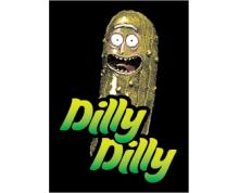 LEGION - STANDARD SLEEVES - DILLY DILLY (50 SLEEVES)