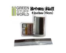 GSW: MODELLING - BROWN STUFF KNEADATITE 15CM (6 INCHES)