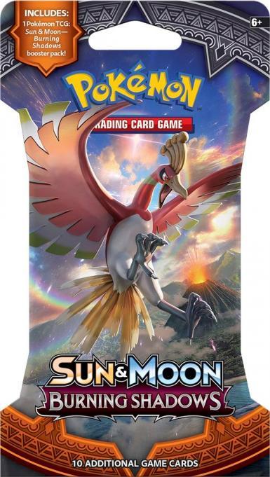 SUN & MOON 3 - BURNING SHADOWS BLISTER