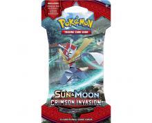 SUN & MOON 4 - CRIMSON INVASION BLISTER