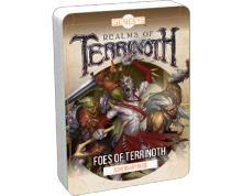 GENESYS - FOES OF TERRINOTH ADVENTURE DECK