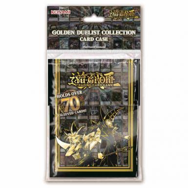 YGO - GOLDEN DUELIST DECK BOX