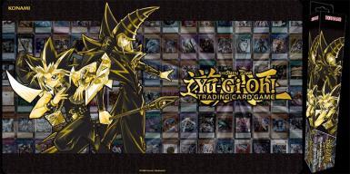 YGO - GOLDEN DUELIST GAME MAT