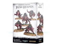 DAEMONS OF KHORNE - FLESH HOUNDS (BOX)