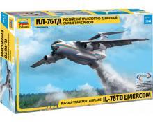 ZV: 7029 - IL-76 TD EMERCOM 1/144