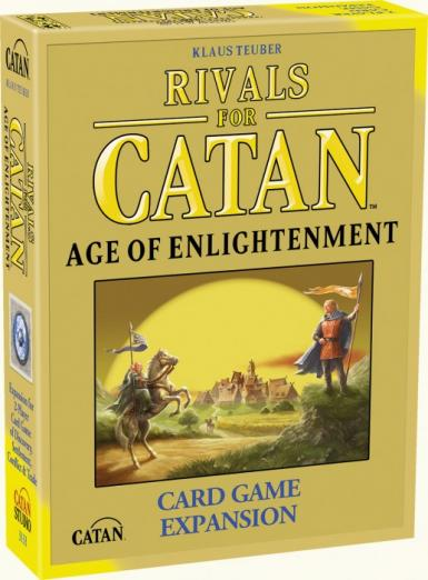 RIVALS FOR CATAN - AGE OF ENLIGHMNET