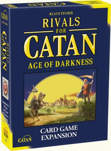 RIVALS FOR CATAN - AGE OF DARKNESS (NEW ED)