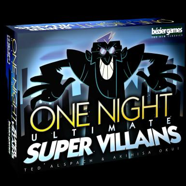 ULTIMATE VILLAINS ONE NIGHT