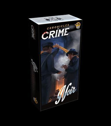 CHORNICLES OF CRIME NOIR