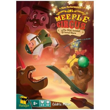 MEEPLE CIRCUS - WILD ANIMALS & AERIAL SHOW EXPANSION