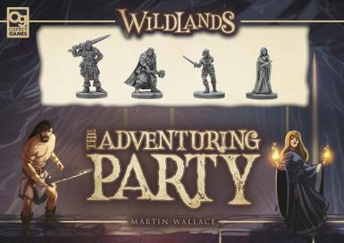 WILDLANDS - ADVENTURING PARY EXPANSION